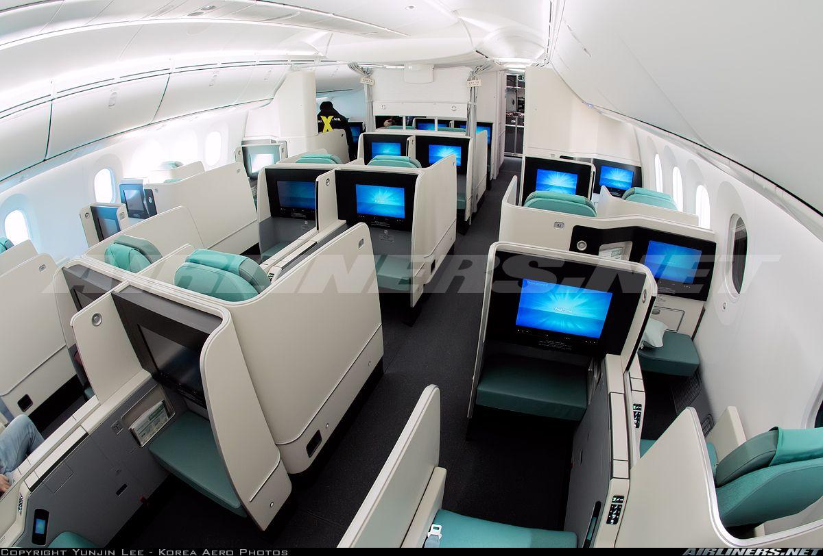 Boeing 7879 Dreamliner Korean Air Aviation Fotók