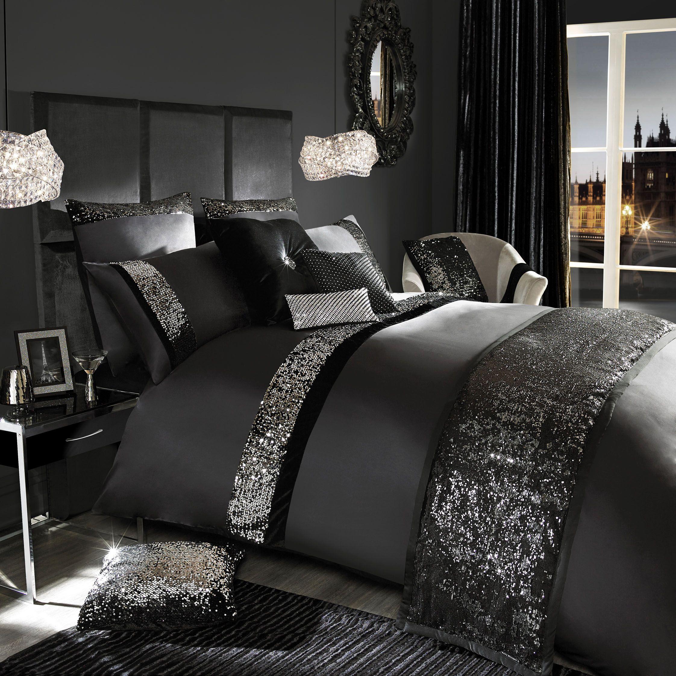kylie minogue bedding velvetina black bedsblack