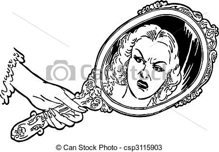 drawing of womens vintage beauty treatments - Google Search