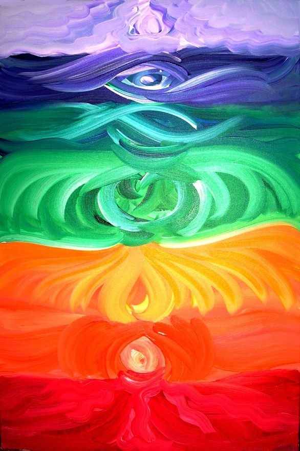 Chakra - may yours be bright with positive energy!
