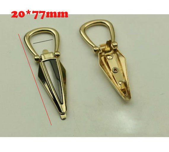 20--100pcs 20 70mm purse bag side feet buckle replacement  strap hardware  accessories  arch bridge belt handle connector Findings KS-1186 f7053c4b52525