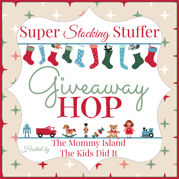 It is time for another amazing giveaway hop. I totally love the holiday season and I love sharing an amazing giveaway with you. I am thankful to our hosts,The Mommy Islandand&nbsp…
