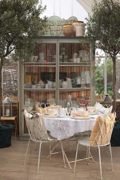 Como Decorar Porche Jardines Invierno Terrazas 5 Tearooms - Como-decorar-un-porche