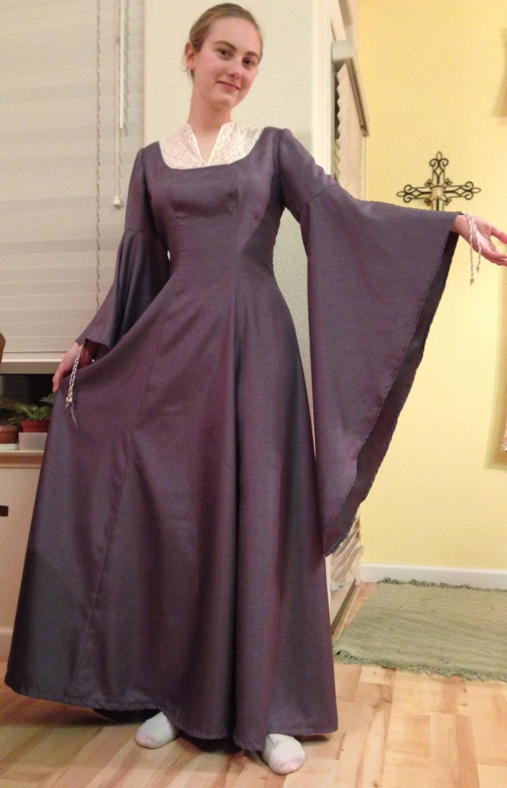 Medieval Costume Patterns New Decorating Design