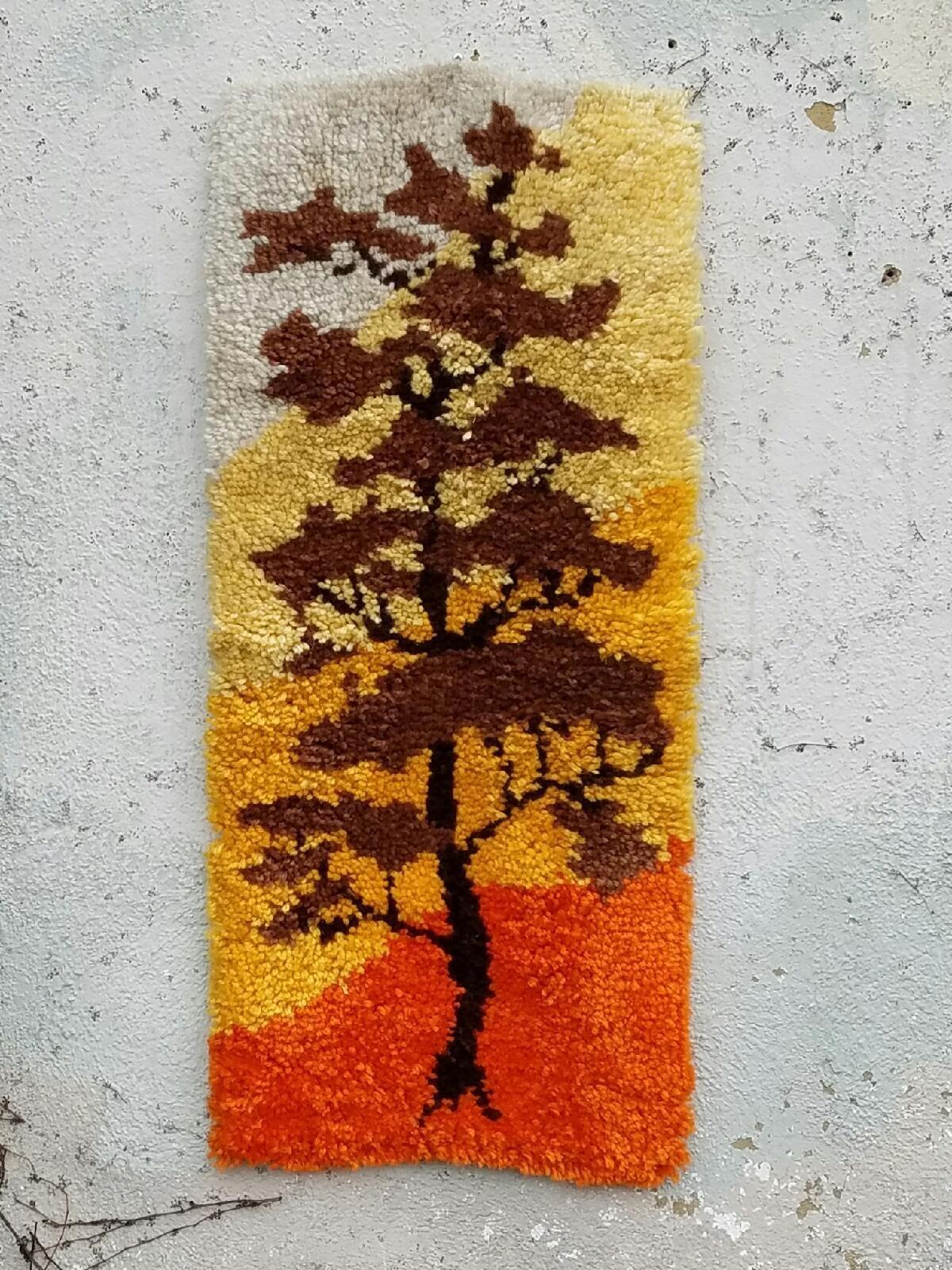 Danish Vintage Tapestry
