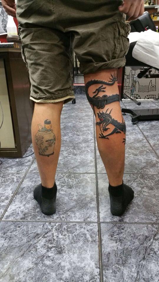 42++ Tin tin tatouage trends