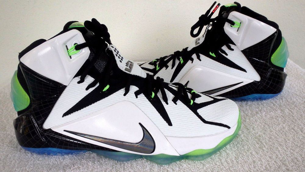 best sneakers f964a 98de8 ... coupon code for 742549 190 nike lebron 12 xii as all star 2014 white  multi color