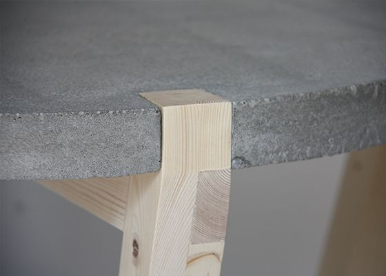 handcrafted  coffee table made by Kuiken Design