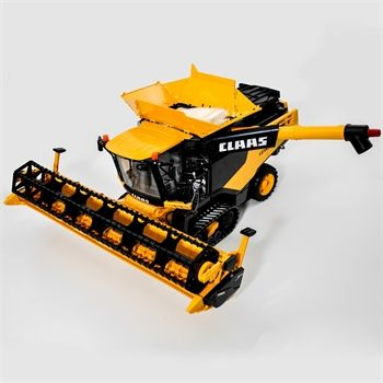 Combine Harvester Toys