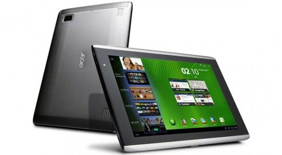 GADGETS: The NEW ACER ICONIA Tab A501