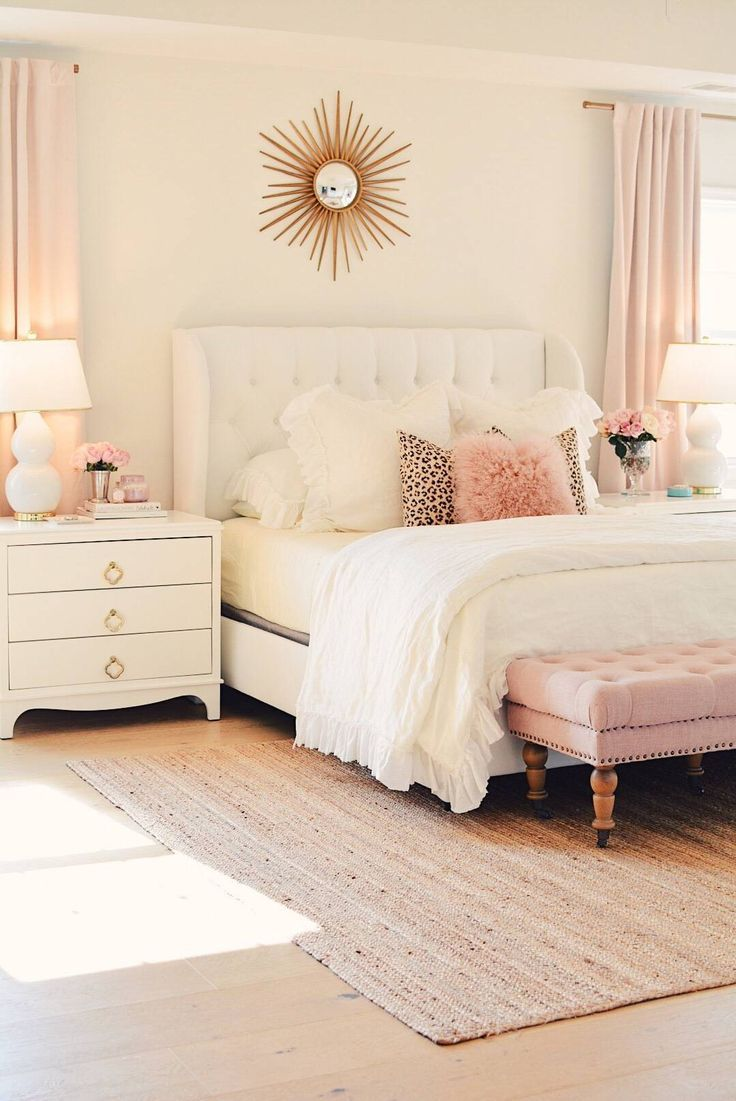 Bedroom Decor Ideas: A Romantic Master Bedroom Makeover