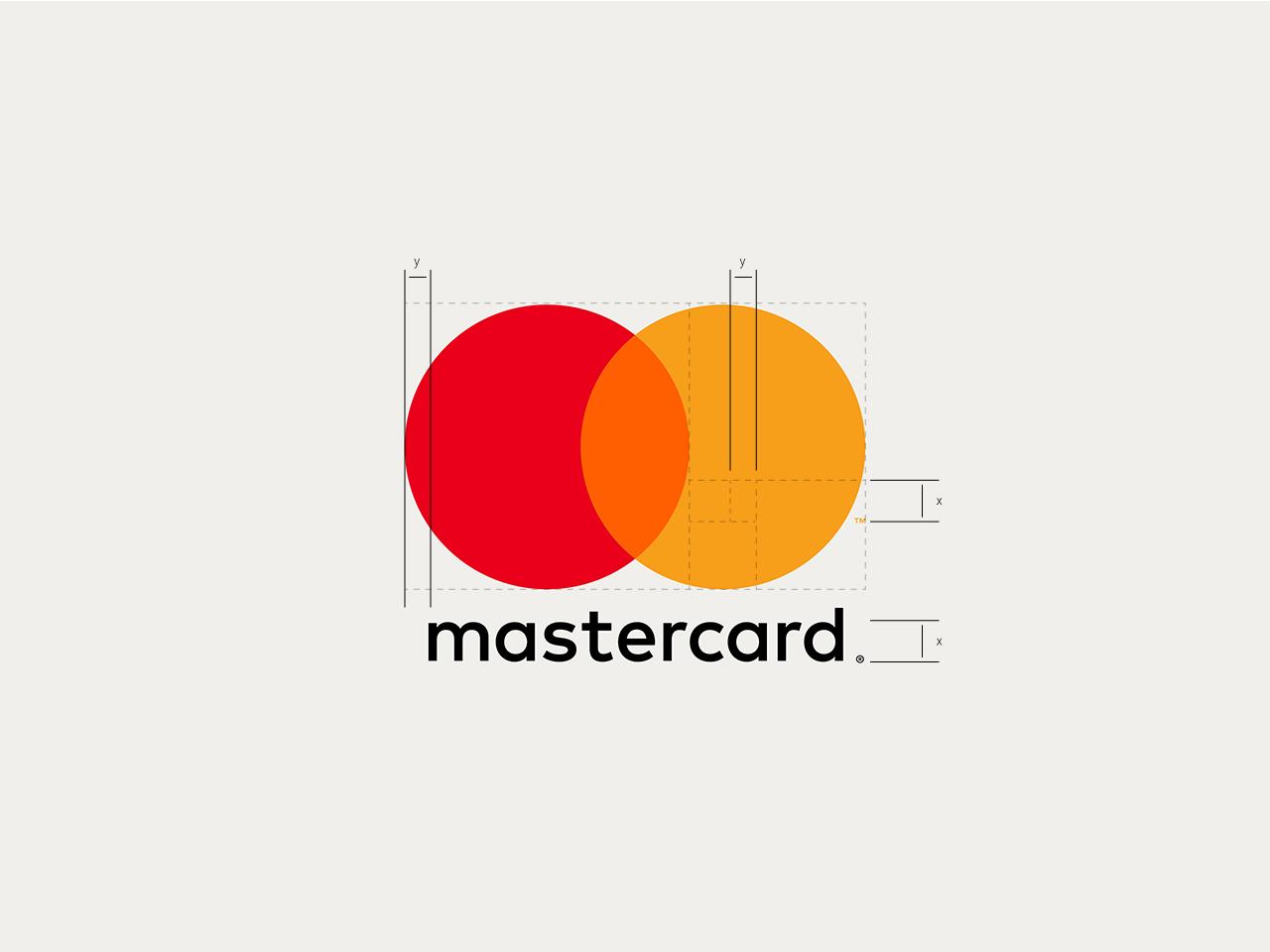 Редизайн Mastercard  Mastercard logo, Logo redesign, Mastercard