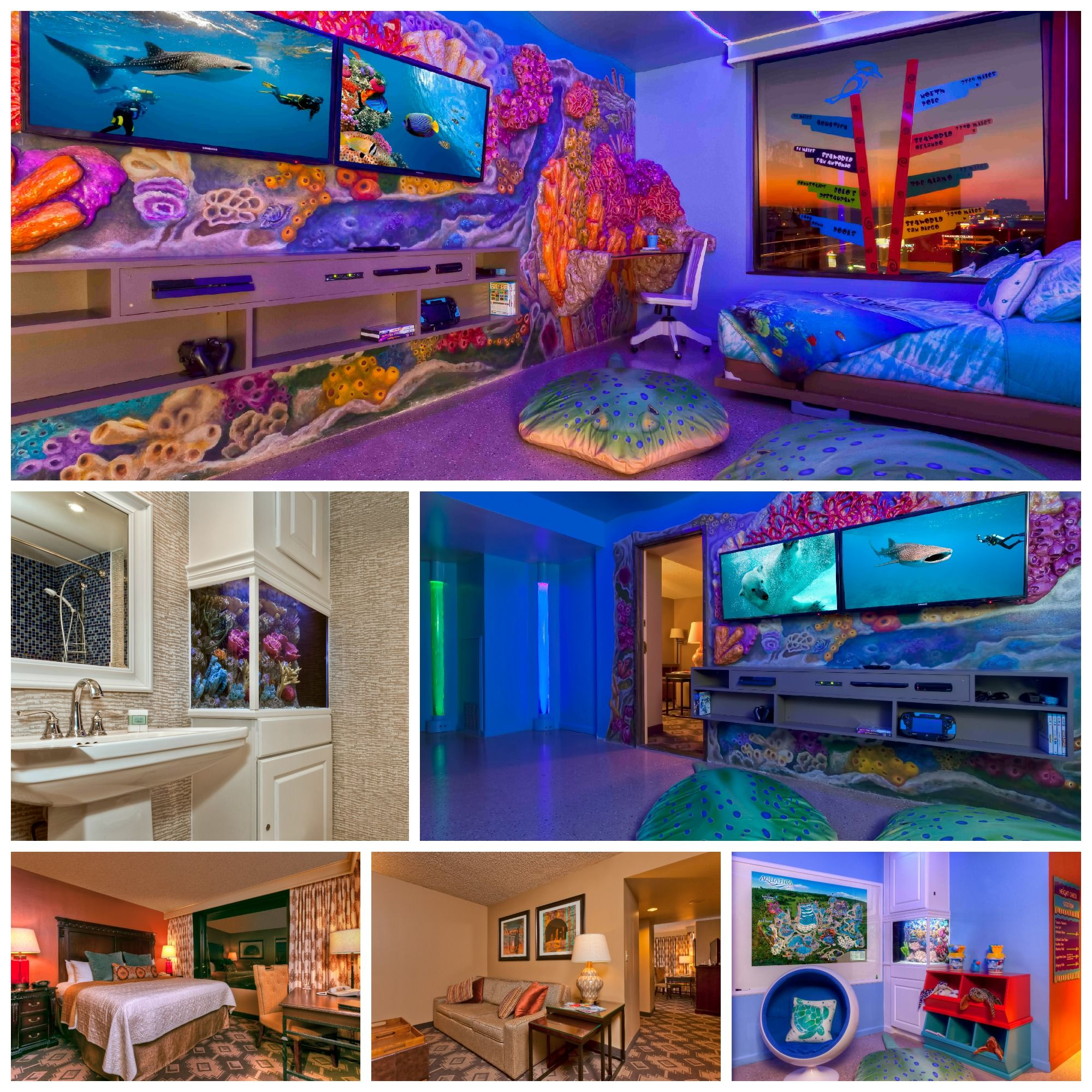 New Aquatica Suite Opens At Omni Colonnade Hotel In San