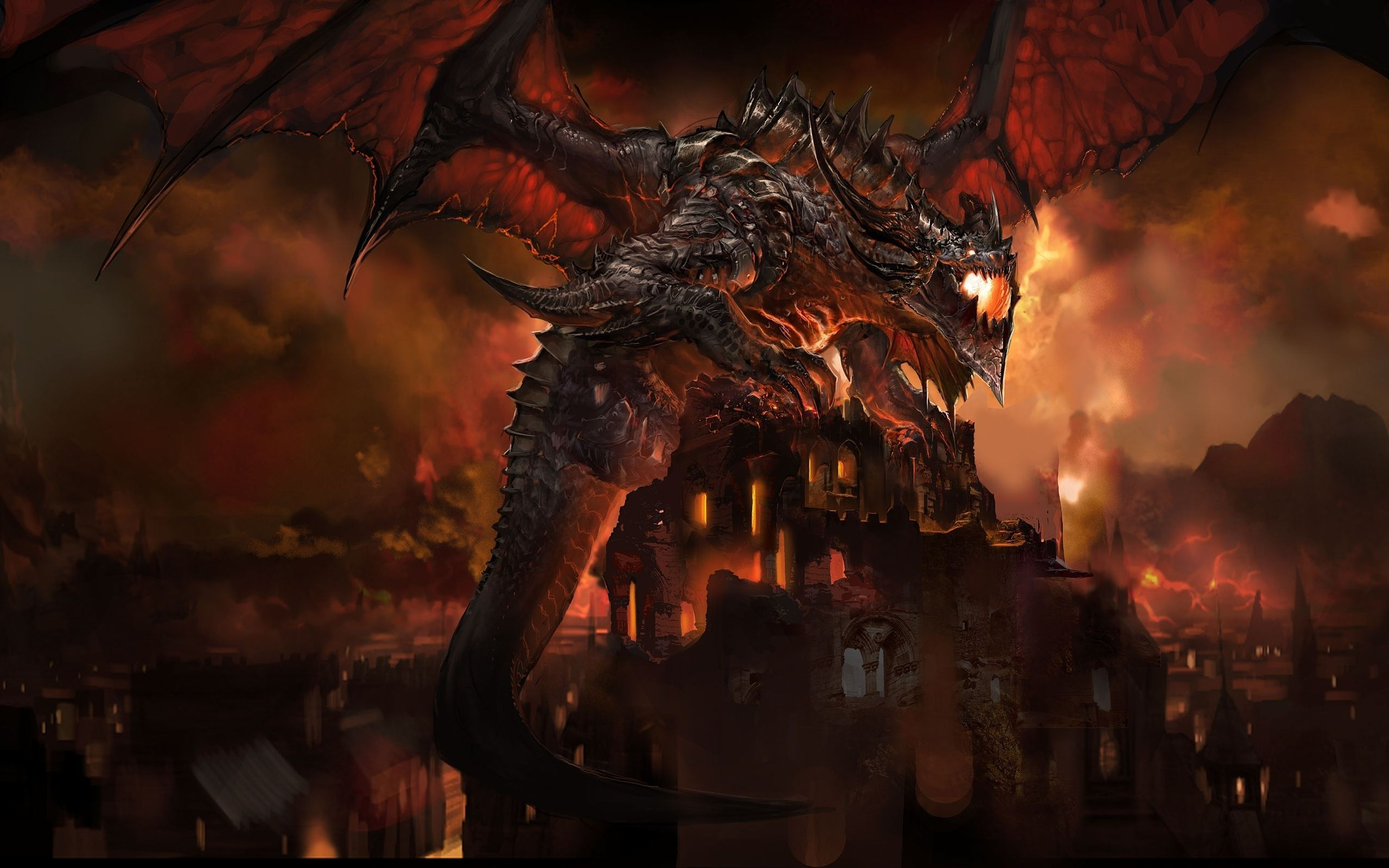 Cool Picture Thread 8 Page 19 Spacebattles Com World Of Warcraft Wallpaper Dragon Pictures World Of Warcraft Cataclysm