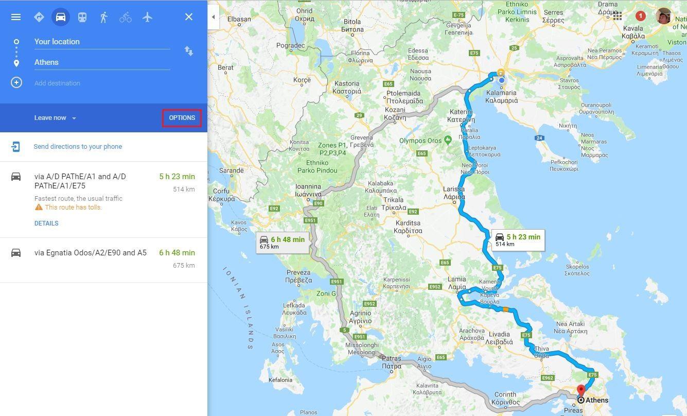 061c0d709416bd84f01810f9992c9c0c - How Do I Get Google Maps To Avoid Toll Roads
