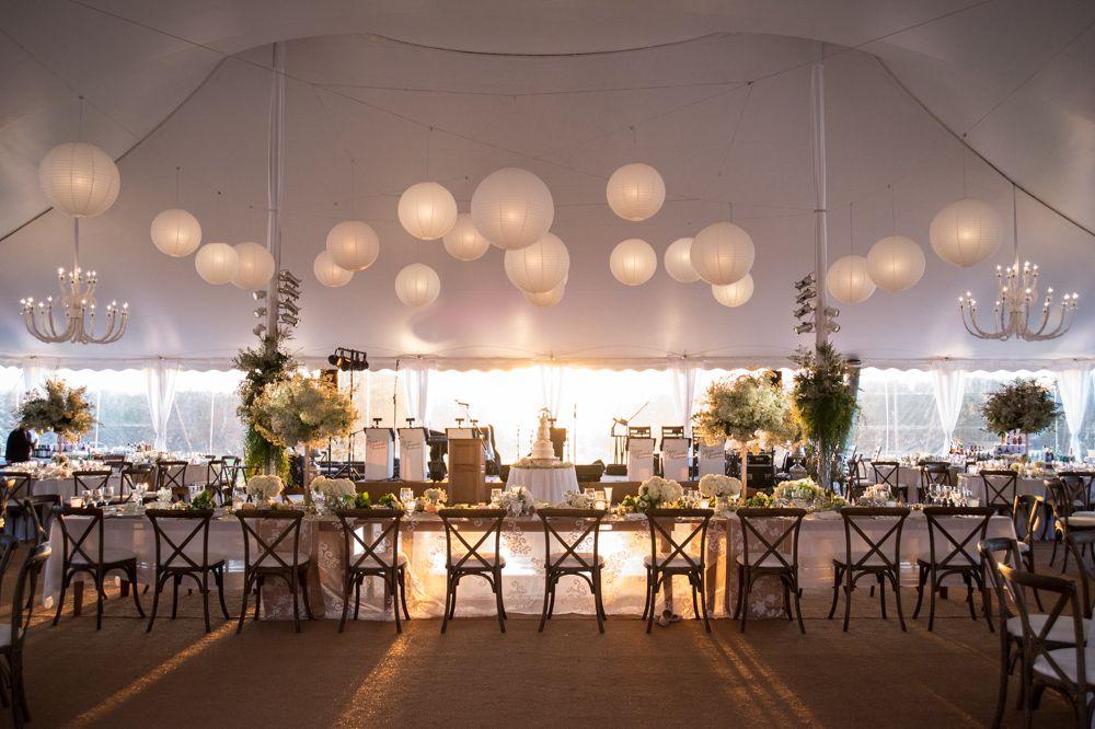 Wedding Tent | Ball Lanterns & Wedding Tent | Ball Lanterns | Wedding Tents... Oh the ...