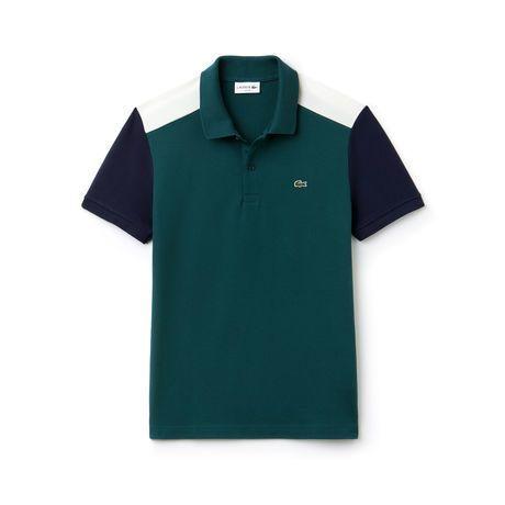 lowest price 00390 b2681 Herren LACOSTE Slim Fit Poloshirt aus Stretch-Prima ...