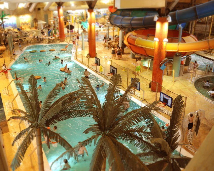 Erie Pa Splash Lagoon Indoor Water Park Offers A Lot Of