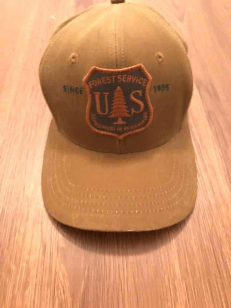 ff740109681dbf Filson rare limited edition USFS Forest Service tin cloth hat sold out NEW  USA #fashion #clothing #shoes #accessories #mensaccessories #hats (ebay  link)