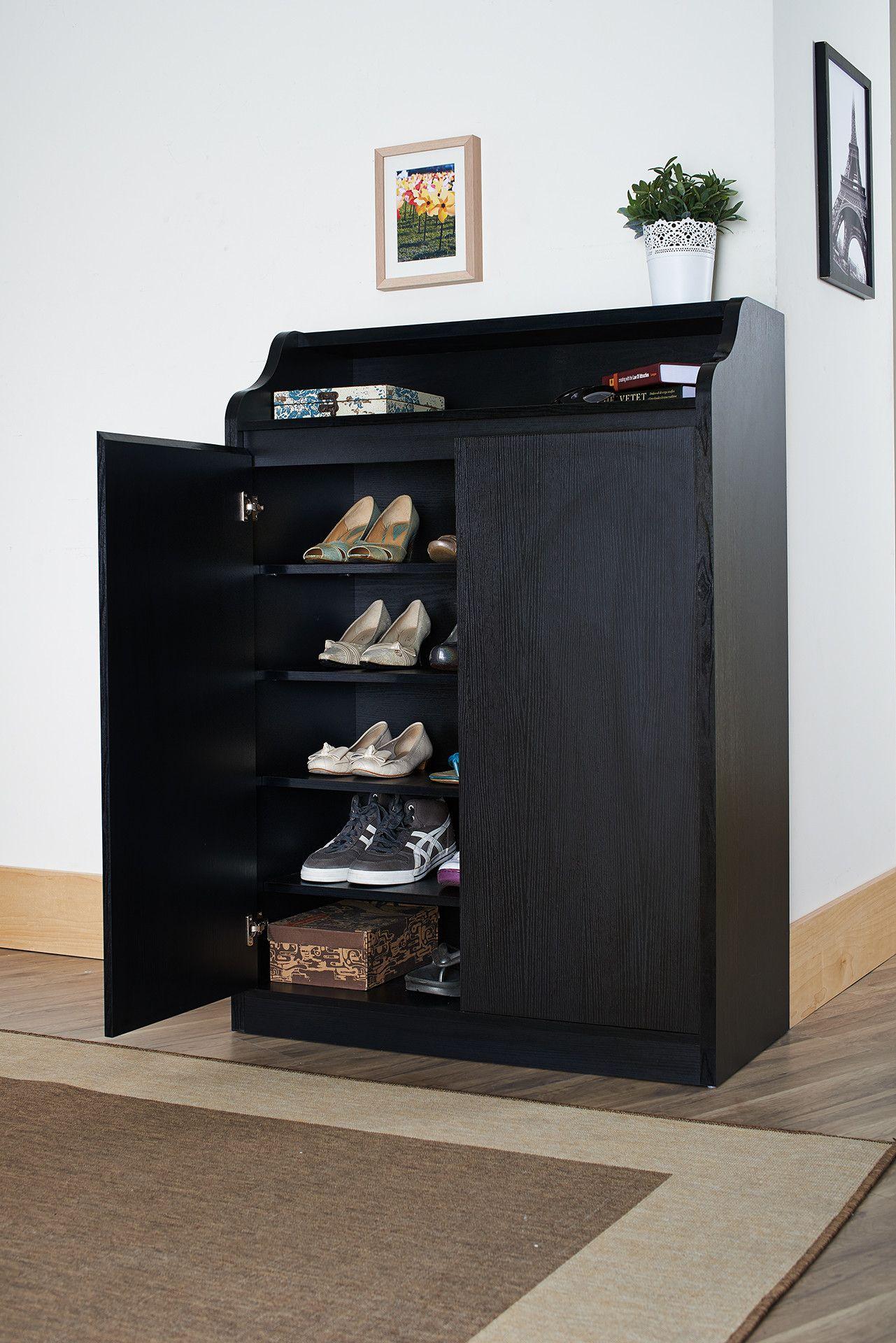 Hokku Designs Gavinetta Shoe Cabinet Shoe Cabinet Shoe Cabinet