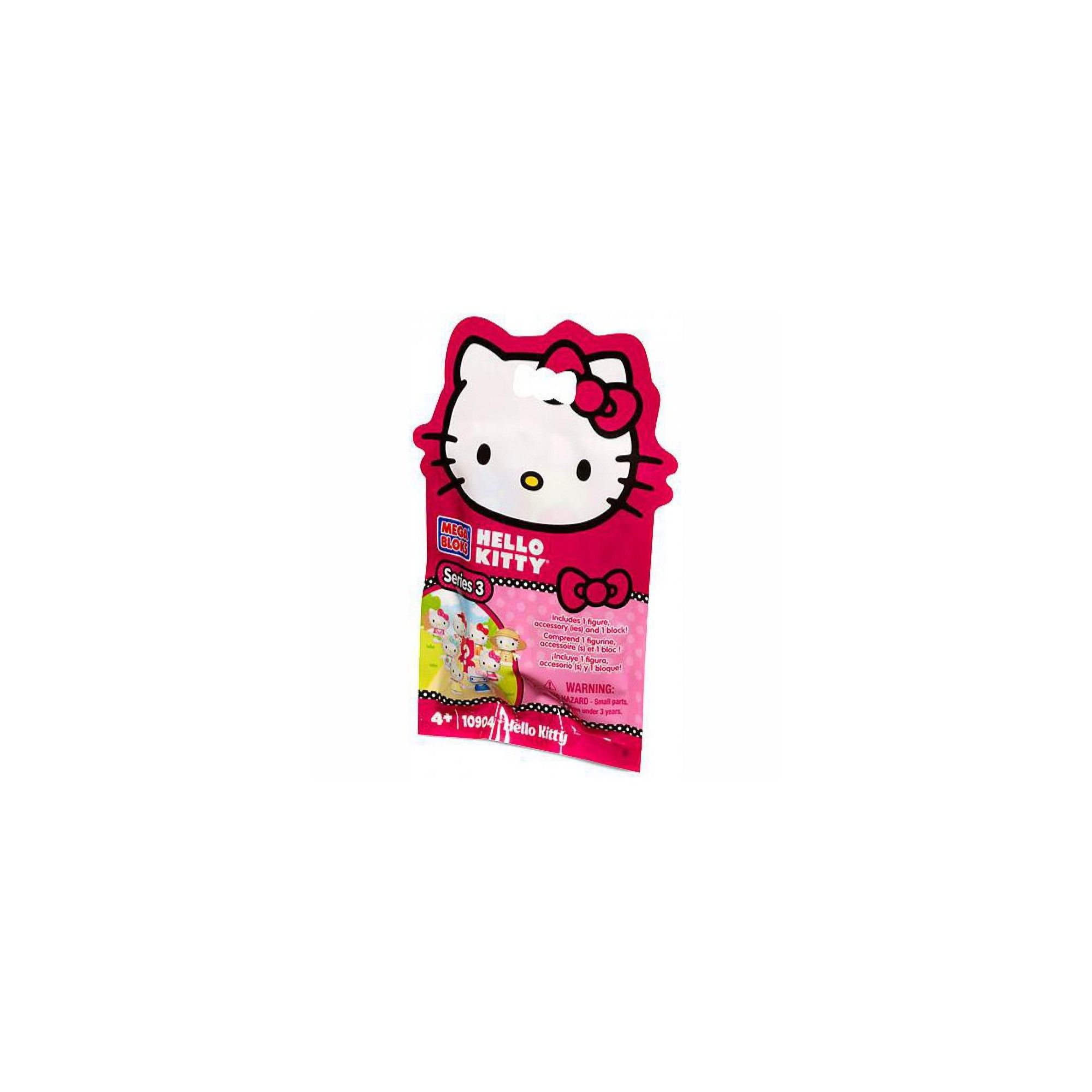 Mega Bloks Hello Kitty Series 3 Figure Mega Blocks 10904