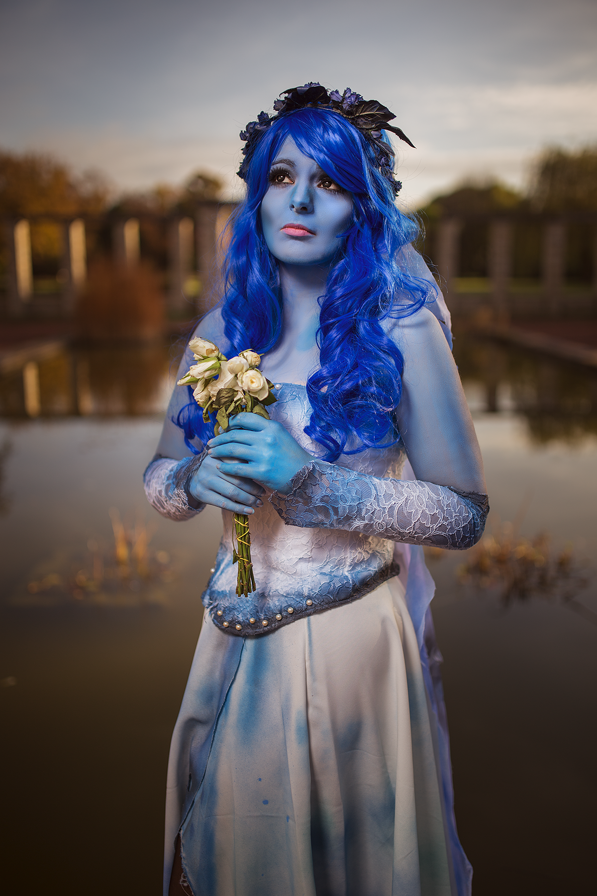 Corpse Bride Hochzeit Mit Einer Leiche Cosplay Worn And Made By Me Photo By Fotograf 13 Emily The