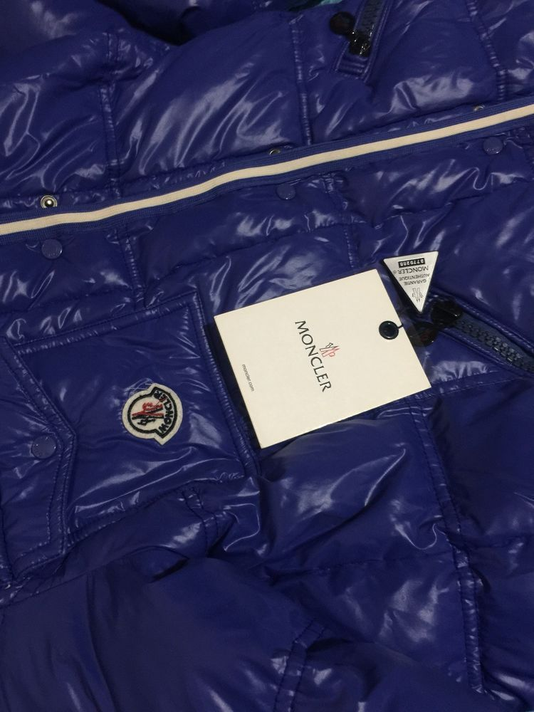 NEW MONCLER BRANSON WOMENS DOWN PUFFER JACKET COAT ICONIC