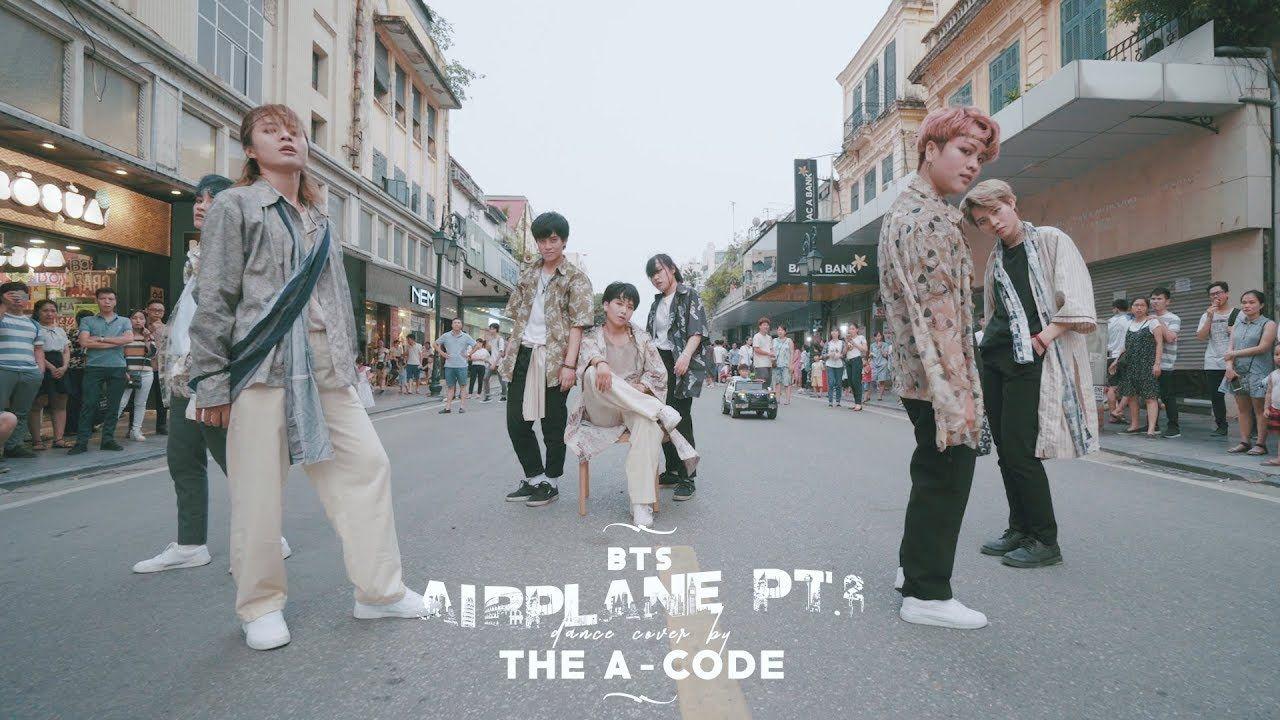 K-POP IN PUBLIC CHALLENGE] AIRPLANE pt 2 - BTS (방탄소년단) dance