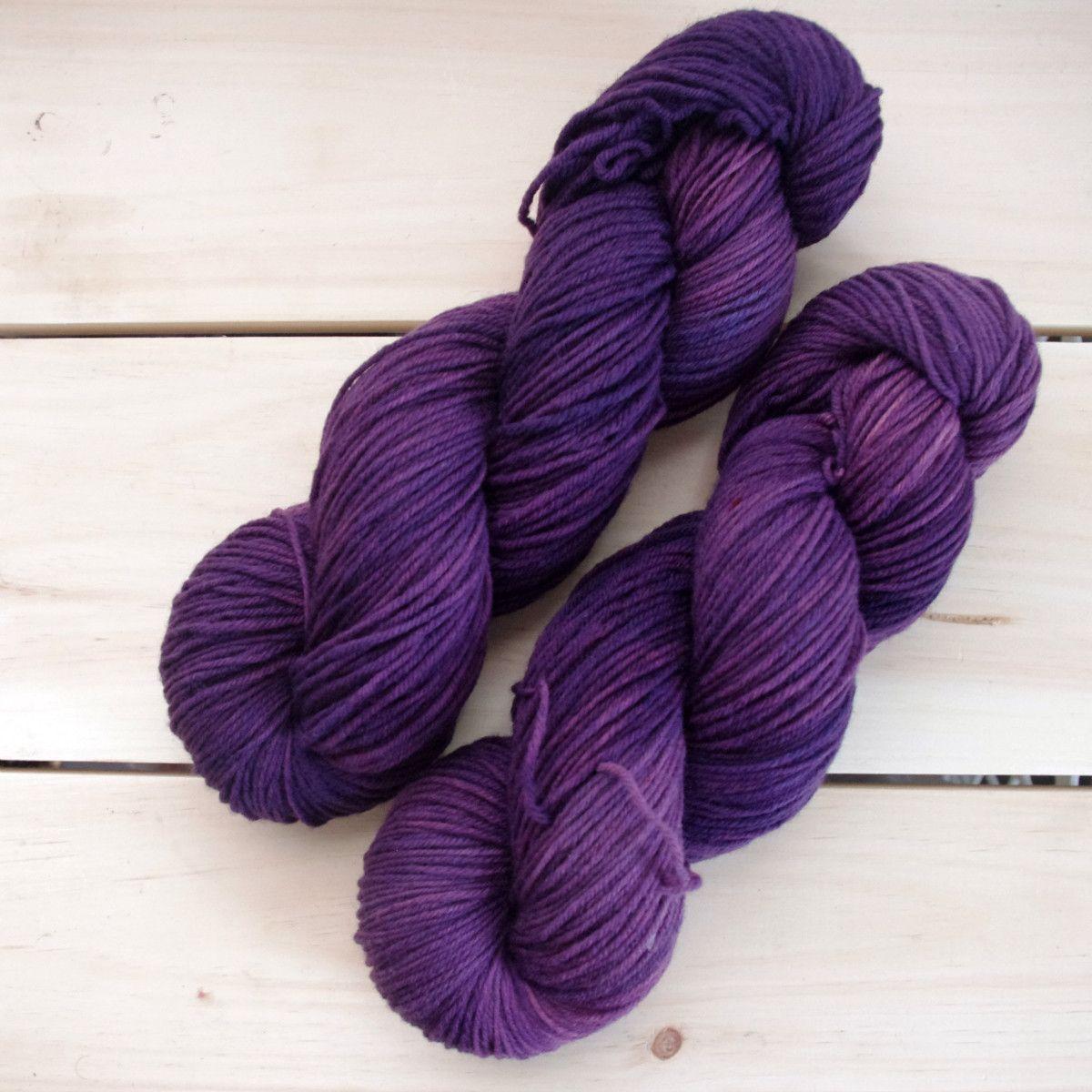 Signature Sock Yarn - Amethyst