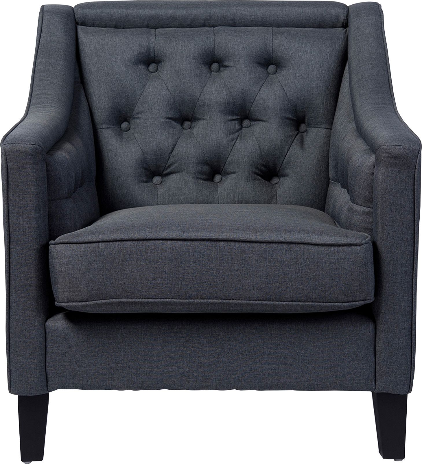 Alberty Classic Retro Upholstered Arm Chair