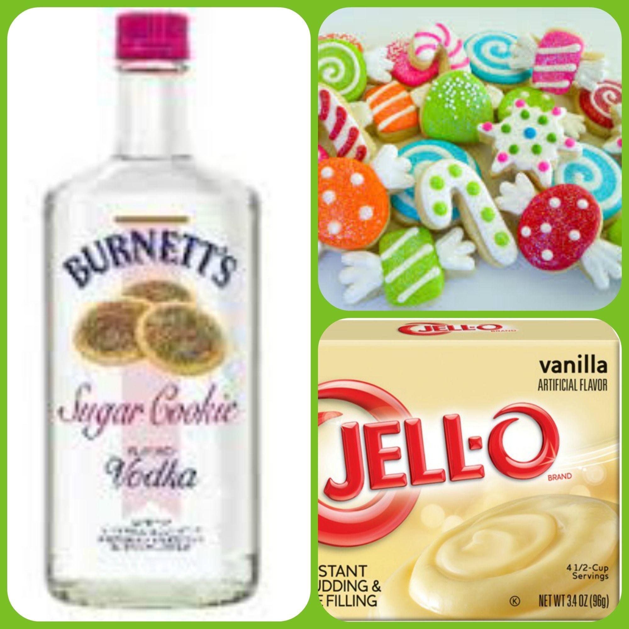 Best Burnett S Mixed Drinks