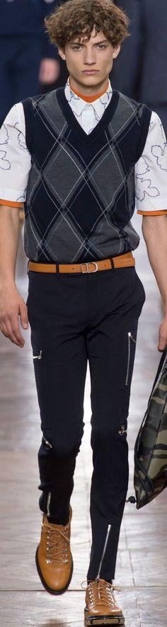 Dior Homme Menswear Spring