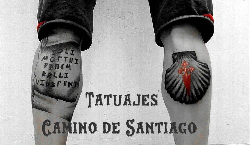 Los Tatuajes Mas Alucinantes Del Camino De Santiago Camino De