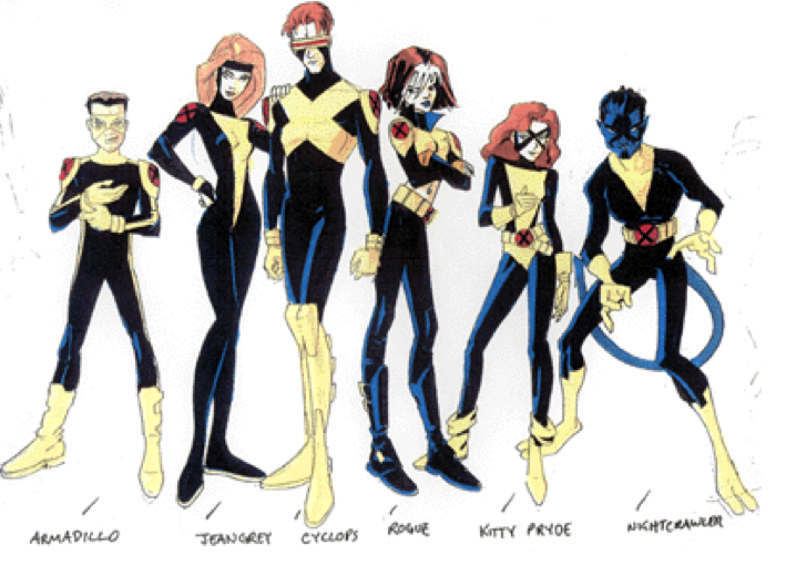 Concept Art X Men Evolution Wiki Fandom Powered By Wikia X Men Evolution X Men Concept Art