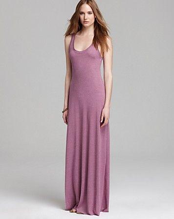 20771d834ee ALTERNATIVE Maxi Dress - Racerback