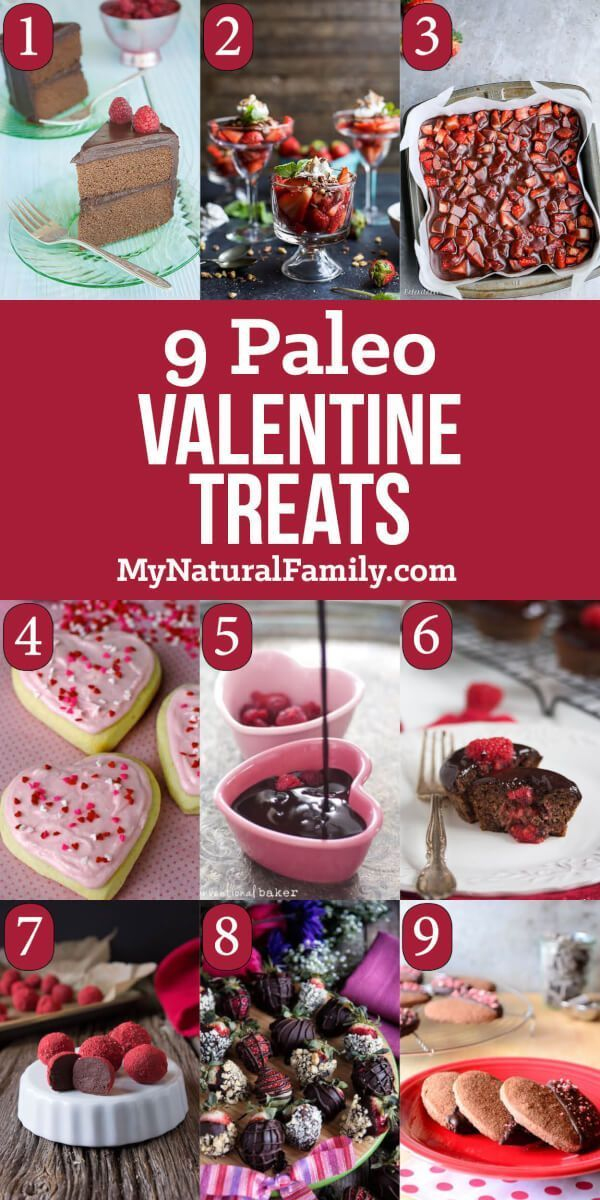 Paleo Valentine Treats | VALENTINES DAY FOOD | Pinterest | Paleo ...
