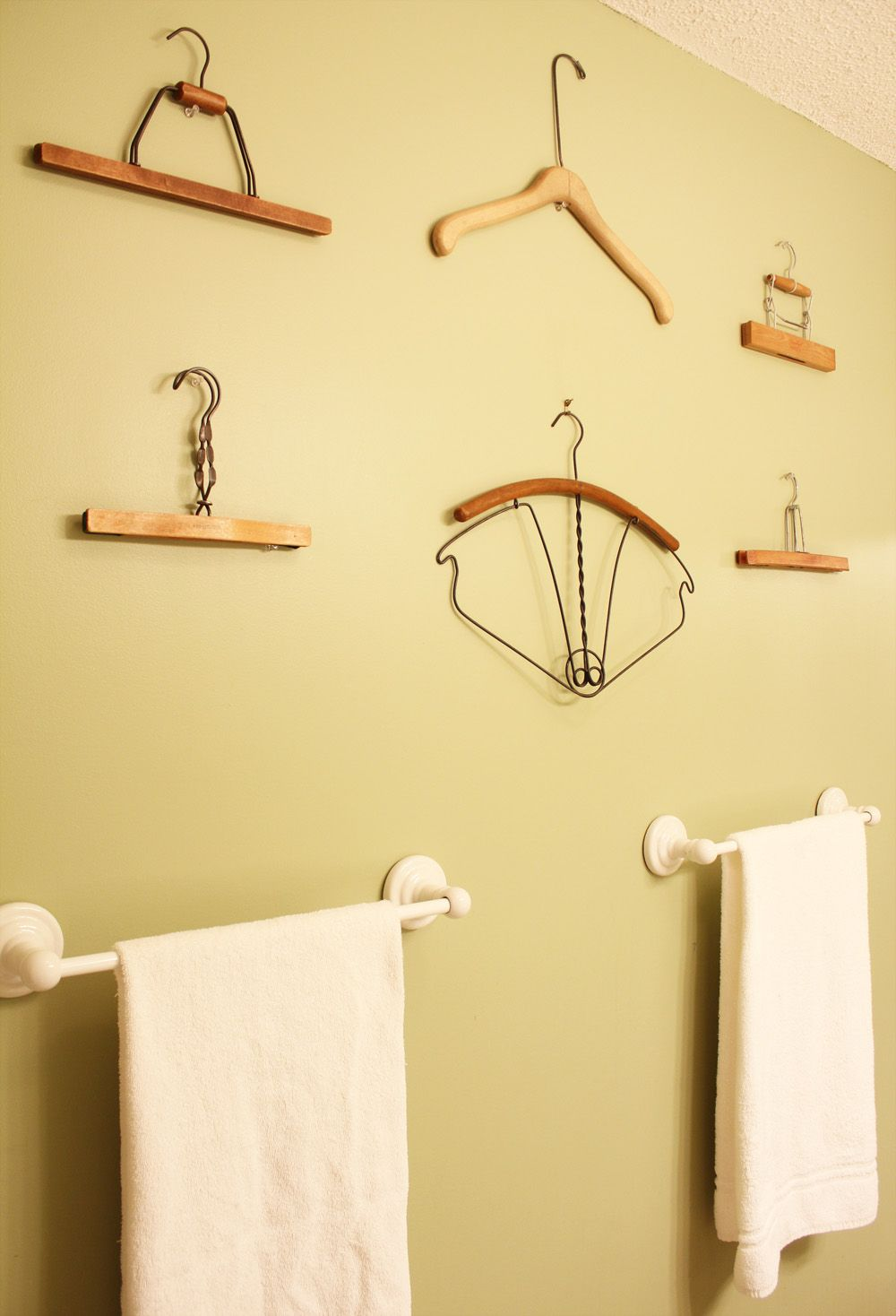 Unique Large Clothespin Wall Decor Component - The Wall Art ...