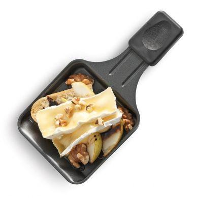 Raclette mit Birnen und Nüssen - m b #racletteideen