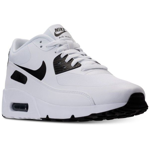 the best attitude dafcb ae6b9 Nike Men s Air Max 90 Ultra 2.0 Essential Running Sneakers from Finish... (