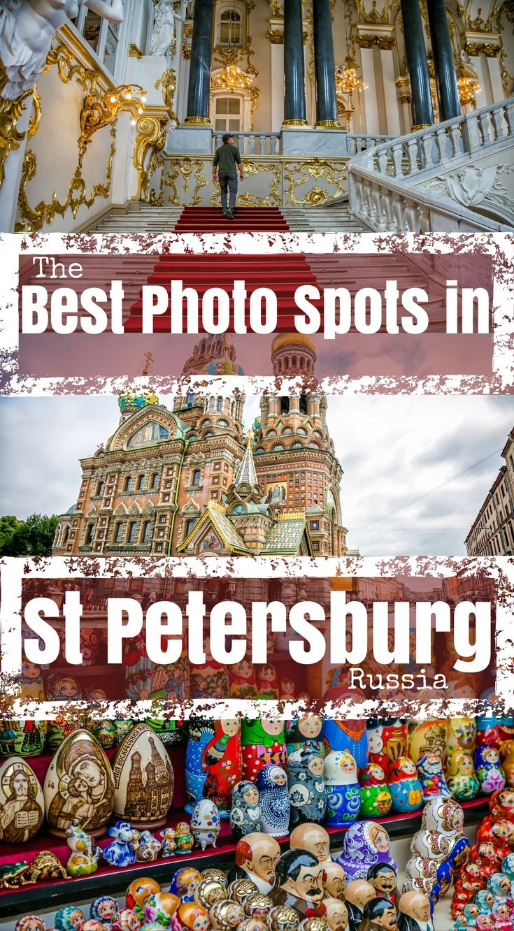The Best Photo Spots In St Petersburg Russia Within Minutes Of Arriving In St Petersburg Russia It Was Easy To See It Ta Photo Spots Cool Photos Petersburg