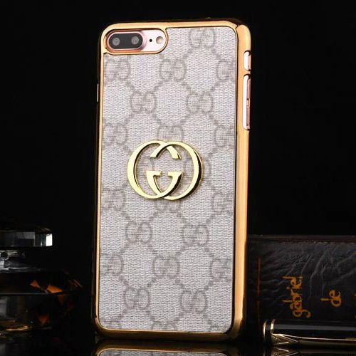 finest selection 64171 894a7 Gucci iPhone 7 Plus case White fashion brand | Gucci iPhone 7 Plus ...