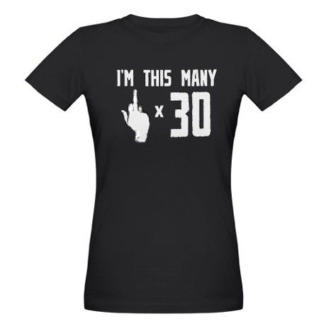 I Know What Im Getting Sister Next Year30th Birthday Funny Organic Womens T Shirt Dar