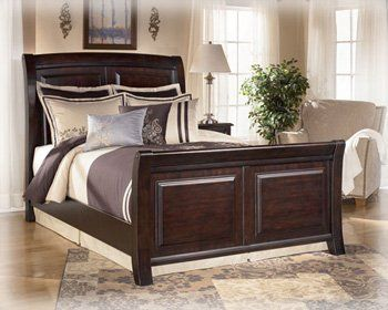 Contemporary Dark Brown King Master Bed Check Out The Image By Visiting The Link This Is An