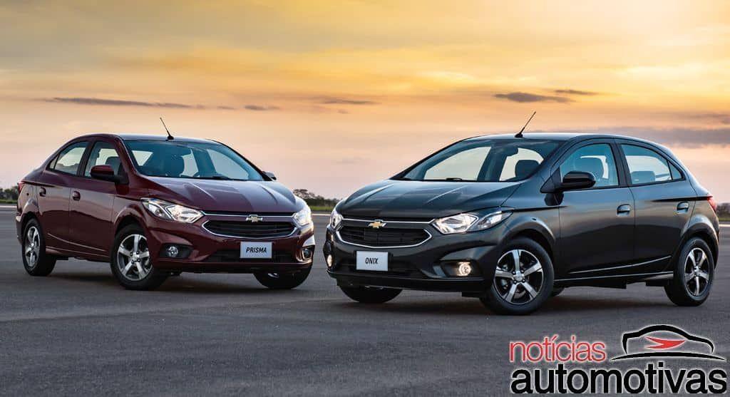 Chevrolet Onix E Prisma Ganham Reajustes De Ate R 500 Vw Amarok