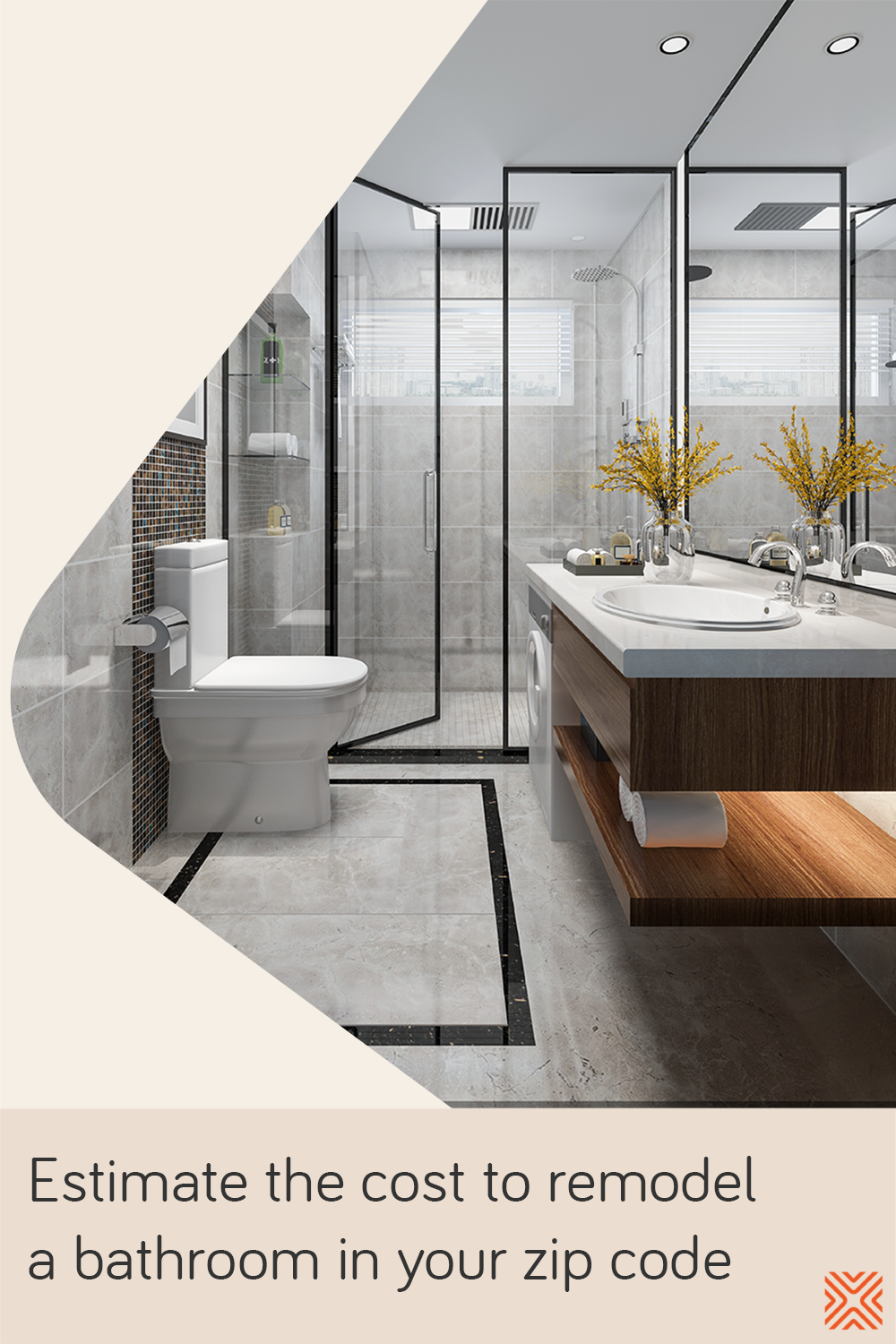 Renovating A Master Bathroom Can Be More Costly Than A Regular Bathroom Renovation That S Why Bathroom Renovation Cost Bathrooms Remodel Bathroom Remodel Cost