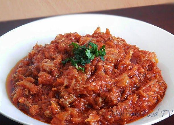Nigerian Food Recipes TV  Nigerian Food blog, Nigerian Cuisine, Nigerian Food TV, African Food Blog: Nigerian Soups,Stew&Sauces Recipes