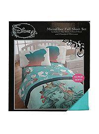 Disney | Cartoons | Pop Culture | Hot Topic | Mermaid bedding, The
