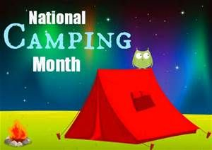 Month of June - National Camping Month