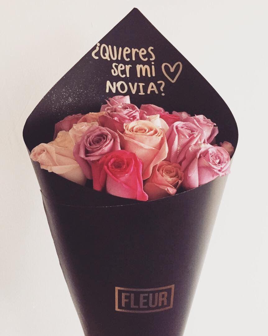 42+ Ramo de rosas para mi novia ideas