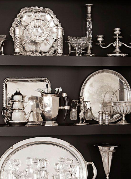 silverware.